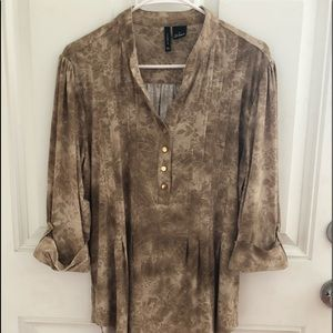 New Directions blouse. Size L